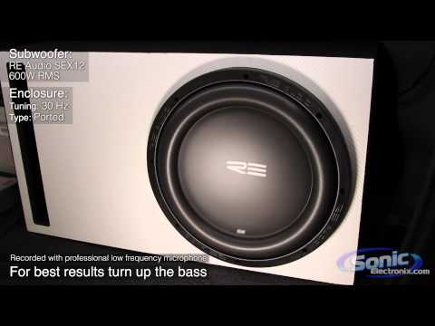 "re-audio-12""-sex-subwoofer-bass-demo-