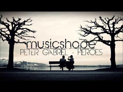 Peter Gabriel - Heroes (Lone Survivor Soundtrack / Mark Wahlberg)