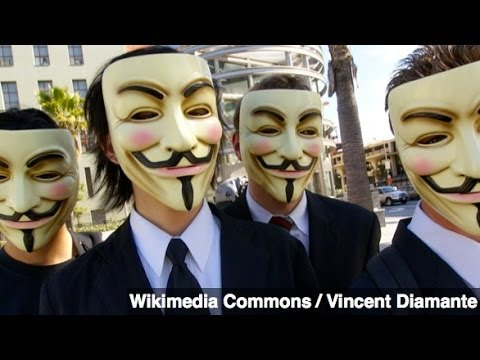 Twelve-Year-Old Hacks Government Sites For Anonymous