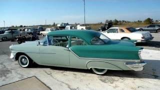 1957 Oldsmobile Super 88 Tri-power 371 Rocket V8 - Rare J2 Option