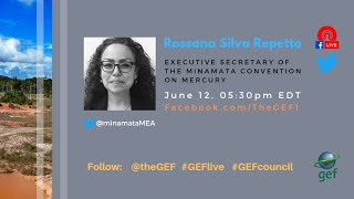 Rossana Silva Repetto on #GEFlive 56th GEF Council