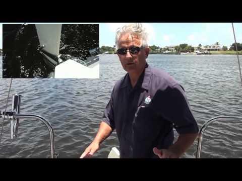 Seaward Rudder Operation