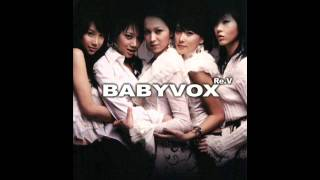 베이비복스 리브(Babyvox Re.V) - Never Say Goodbye