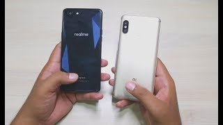 Oppo Realme 1 vs Xiaomi Redmi Note 5 Pro Camera, Design, Performance Comparison | Hindi