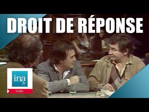 """Pierre Desproges  """"Manuel de savoir vivre à l'usage des rustres et des malpolis""""   Archive INA"""