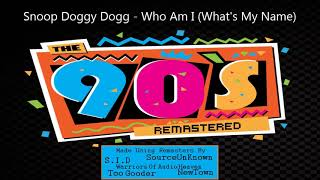 Snoop Doggy Dogg - Who Am I (What's My Name)