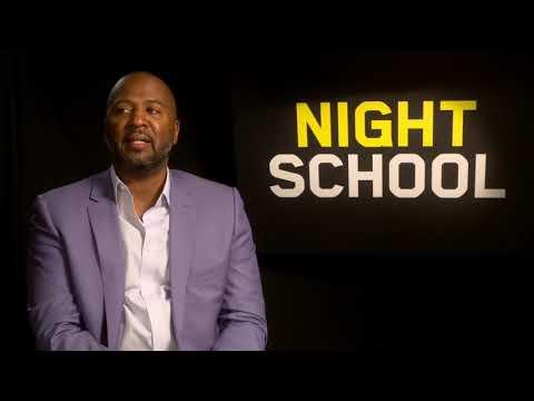 "Malcolm D Lee Talks ""Night School"" Mp3"