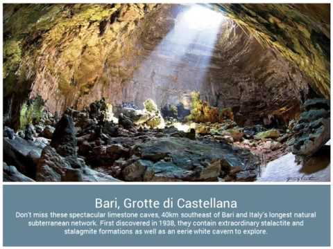 """Discover """"Puglia's Stunning Hidden Caves"""""""