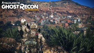Ghost Recon Wildlands - Co-op 12 - Huge Enemy Base