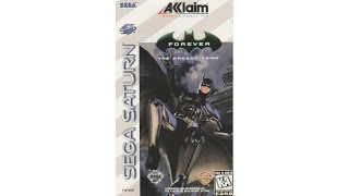 Batman Forever: The Arcade Game Review for the SEGA Saturn