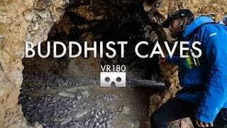 Higher Truths | Buddhist Caves [Virtual Reality]