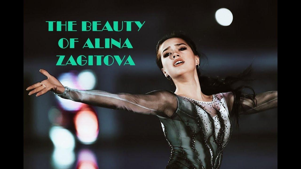 The beauty of Alina Zagitova (Алина Загитова)