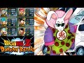 (JP) DBZ DOKKAN BATTLE| Super PHY Team vs Rabbit Mod Boss Event Z-Hard