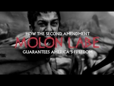 MOLON LABE Pre-Release Trailer