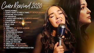 Jennel Garcia Acoustic Cover Rewind 2020 (ft. Boyce Avenue) (Dance Monkey, My Immortal, Señorita)