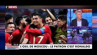 Portugal vs Espagne (3-3) : le débrief du match 15/06/2018