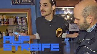 Drama im Kino: Eifersucht nicht nur auf der Leinwand! | Auf Streife | SAT.1 TV