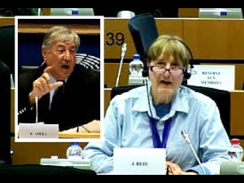 Is recycled plastic exported to China ending up in the Ocean? - Julia Reid MEP