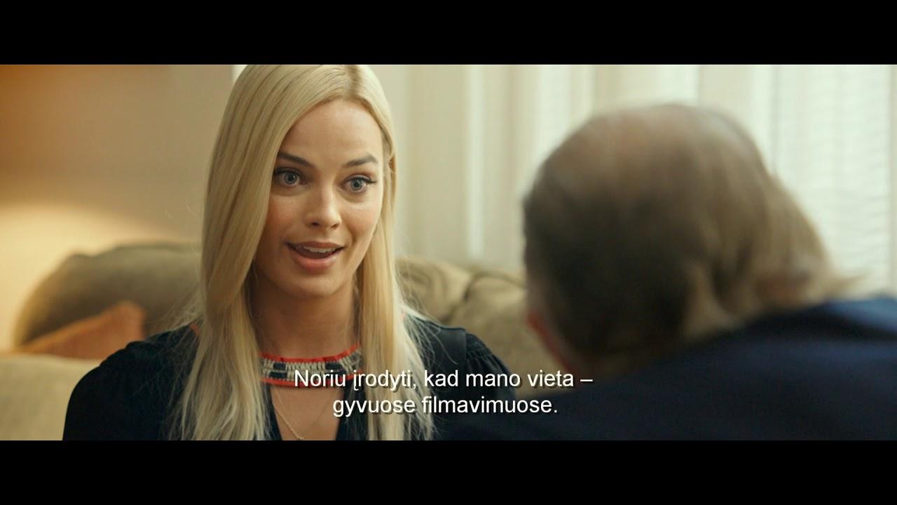 SKANDALAS - Lietuvos kino teatruose nuo sausio 17 d.