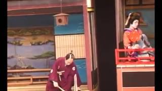 """白雲座歌舞伎公演 『仮名手本忠臣蔵』 七段目 """"祇園一力茶屋の場"""" おか..."""