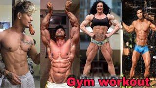 Trending Gym workout tik tok videoes #fitness 3 | #trending #tiktok #viral video | Tik_tok India