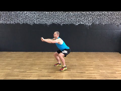 18 Видов приседаний | Тренировка для ног | Power Ups