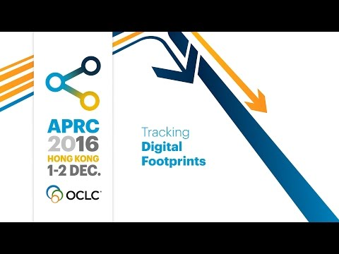 OCLC Asia Pacific Regional Council Meeting 2016 - Libraries at the Crossroads