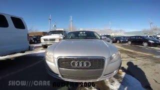 Audi A4 2006 - Tips & Tricks Buying An AUDI