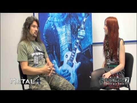 Metal4: Interview mit Victor Smolski von Rage auf dem Rockharz