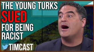 The Young Turks Are Being Sued For Being Racist