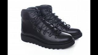 Обзор мужских ботинок Shamrock 20.14