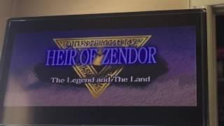 Heir of Zendor (Sega Saturn) intro review and partial explanation