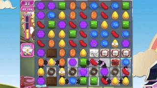 Candy Crush Saga Level 1052  No Booster  6 moves left