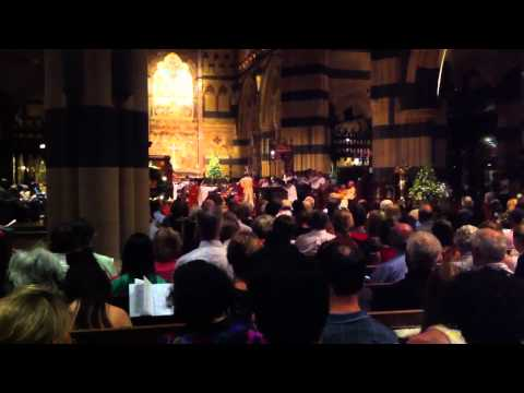 Oh Holy Night (Minuit Chretien) - St Paul's Cathedral Choir