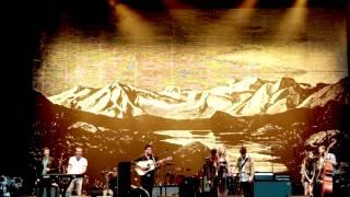 Mumford & Sons featuring Haim - Awake My Soul. (Live at Fuji Rock Festival'13)
