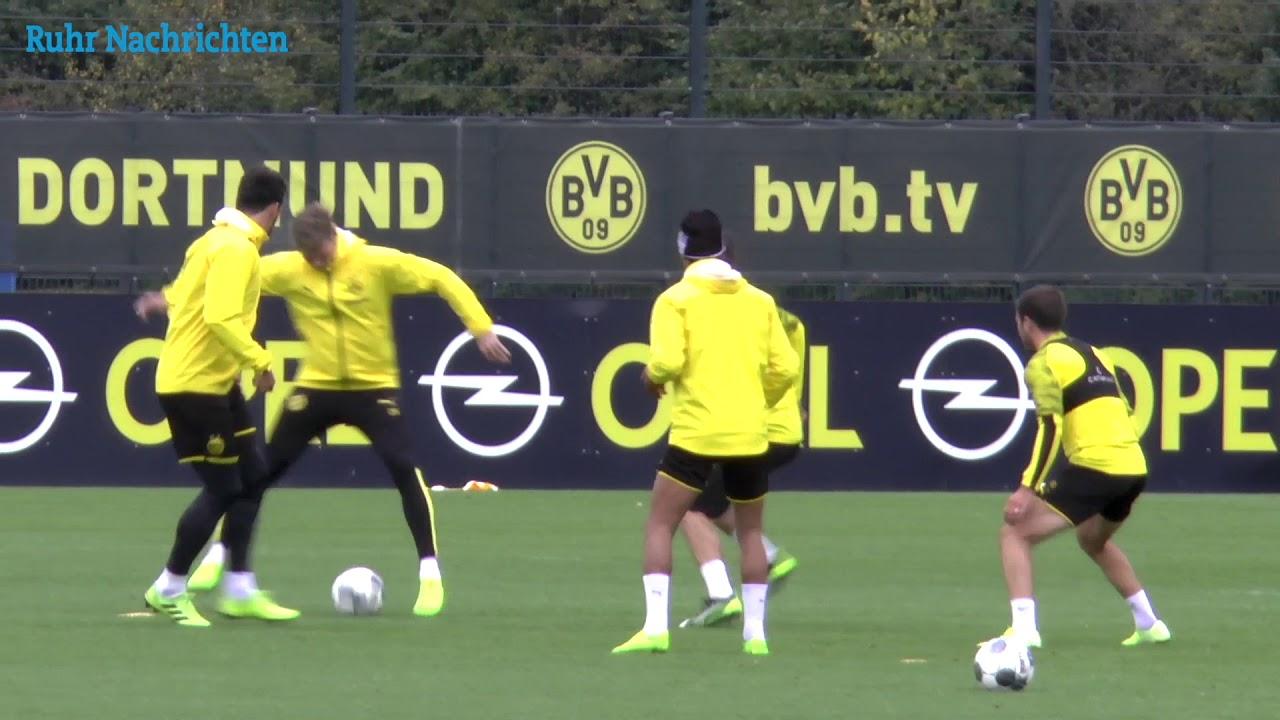 Piszczek zurück! Der BVB vor dem Spiel gegen Gladbach