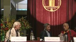 Nueroscience Symposium - University of Zurich - with the Dalai Lama thumbnail