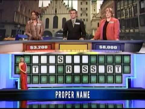 Wheel of Fortune speed up music 2001-2007