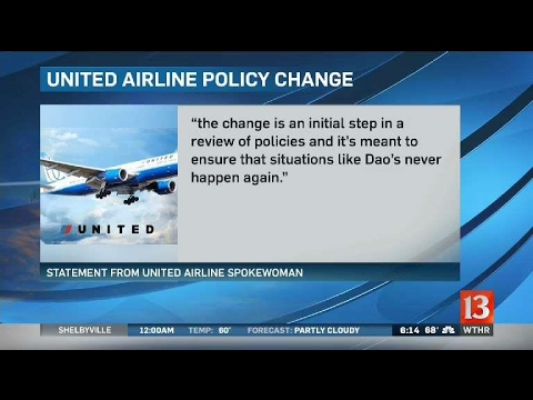 United Airlines CEO says changes are coming from YouTube · Duration:  43 seconds
