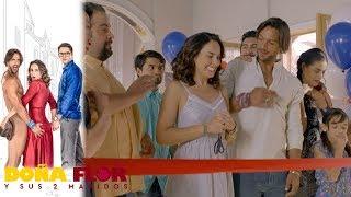 Doña Flor y sus dos maridos - Capítulo 12: ¡Flor inaugura su academia! | Televisa