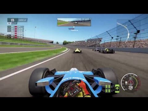 PC2 VRR - 2018 INDY 500 QUALIFYING