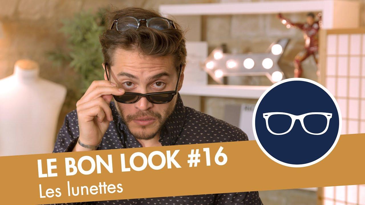 1073cc723374 Le guide ultime des LUNETTES -Le Bon Look - YouTube