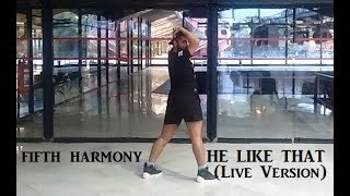 ~*Magister - Fifth Harmony - He Like That [Coreografia Original/Dance Choreography (Live Version)]