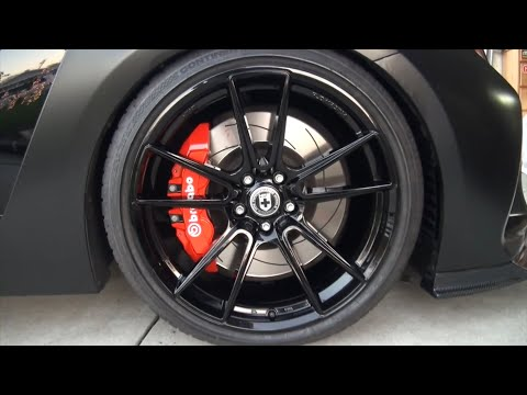 How to VINYL WRAP your Brake Calipers!