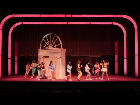 TOTALLY AWESOME!!!! Legally Blonde Act 1