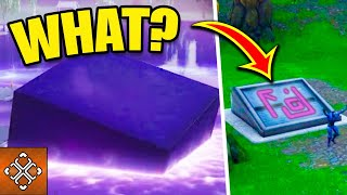 Fortnite Cube Has Destroyed Loot Lake But WHAT'S NEXT? (Bunker Theories)