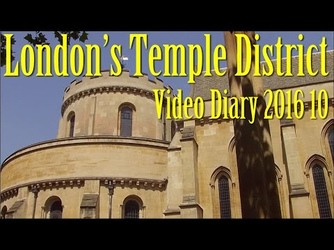 Video Diary 2016 10 London's Temple District