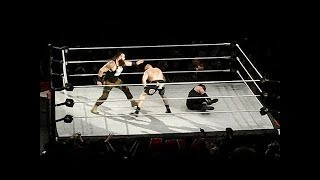 Brock lesnar vs kane universal title match wwe live baltimore 2018