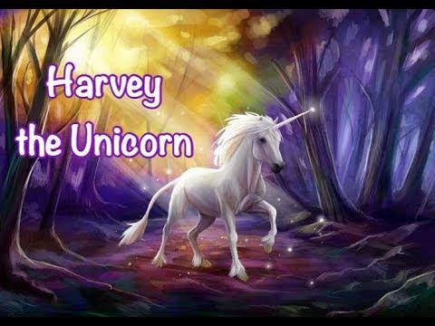 Harvey The Secret Unicorn- Children's Bedtime Story/Meditation