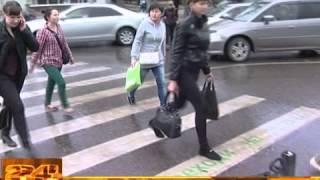 Народный корреспондент: переходи на зелёный!